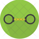 Handcuff Security Safety Icon