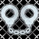 Handcuffs Handcuff Police Icon
