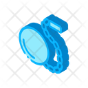Prisoner Ball Chain Icon