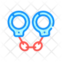 Handcuffs Police Tool Icon