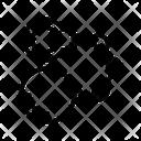 Handcuffs Core Prison Icon
