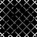 Handcuffs Prisoner Crime Icon