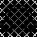 Handcuffs Law Justice Icon