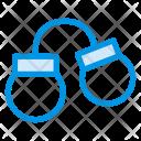 Handcuffs Arrest Police Icon