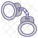 Handcuffs Arrest Arrested Icon