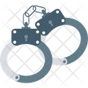 Handcuff Manacles Shackles Icon