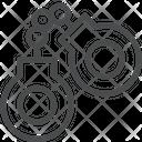 Manacle Criminal Jail Icon