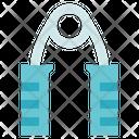 Fitness Gym Handgrip Icon