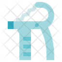 Physiotherapy Handgrip Exercise Icon