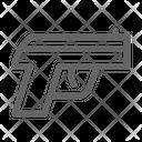 Handgun Pistol Gun Icon