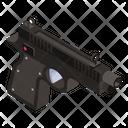 Gun Weapon Handgun Icon