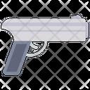 Handgun Gun Revolver Icon
