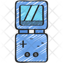 Handheld Device Gamer Icon