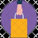 Handheld Bag Shopping Shopping Bag Icon