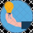 Bulb Innovation Idea Icon