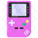 Handheld Video Game Handheld Console Portable Console Icon