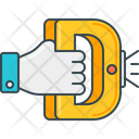 Handheld D Scanner Icon
