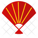 Handheld Fan Icon