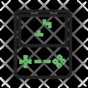 Brick Game Handheld Icon