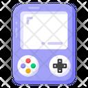 Video Game Handheld Game Game Gadget Icon