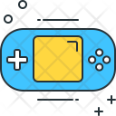 Handheld Console Game Icon