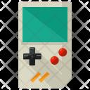 Gameboy Handheld Game Icon