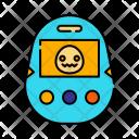 Handheld Digital Pet Icon
