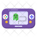 Video Game Portable Handheld Game Game Gadget Icon