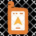 Handheld gps Icon