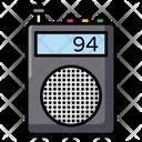 Handheld Radio Icon