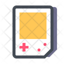 Handgame 2 D Game Video Icon