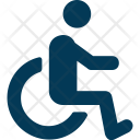 Handicap Disability Disabled Icon