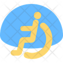 Handicap Disability Disabled Parking Icon