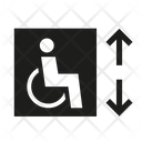 Handicapped Accessible Disabled Icon