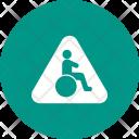 Handicapped zone Icon