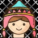 Handknit Hat Icon