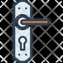 Handle Door Knob Icon