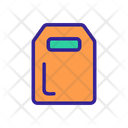 Takeout Bag Package Icon