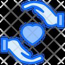 Handmade Love Heart Icon