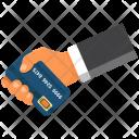 Handover card Icon