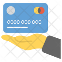 Handover credit-card Icon