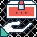 Handover Gift Icon