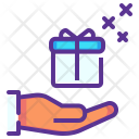 Gift Present Pack Icon