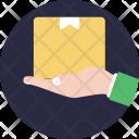 Handover parcel Icon