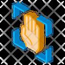 Hand Print Handprint Icon