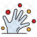Hands Hand Ghost Icon