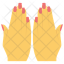 Hands Care Icon