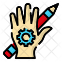 Hands On Icon