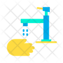 Hand Wash Clean Hand Icon