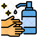 Hands Washing Hand Soap Soap Icon